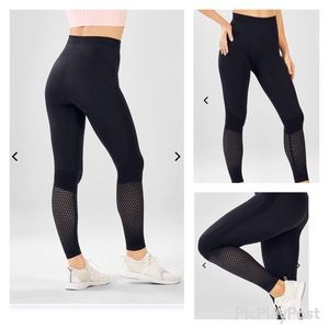 Fabletics High wasted Seamless Leggings, SZ.M